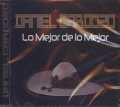 Cd Daniel Cardozo Lo Mejor