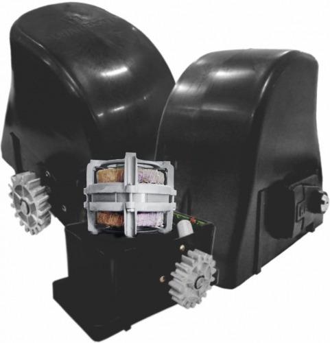 Kit Motor Automatizador Portão Deslizante Easy Omegasat
