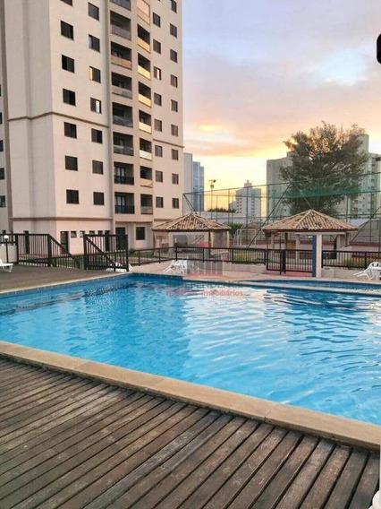 Apartamento Com 3 Dormitórios À Venda, 70 M² Por R$ 373.000,00 - Jardim América - São José Dos Campos/sp - Ap3109
