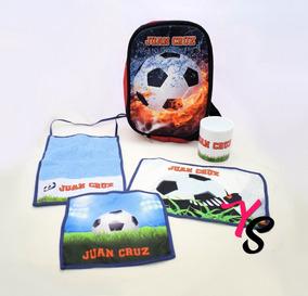 Set De Jardín De Fútbol Juan Cruz