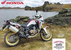 Honda Africa Tiwn Crf1000l Mt Manual Entrega Inmediata!!