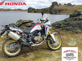 Honda Africa Tiwn Crf1000l Mt Manual Entrega Inmediata!!