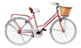 Bicicleta Dama Nena 26 Vintage La Mas Buscada C/canasto