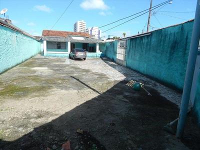 Ref.: 311201 - Amplo Terreno Com Casa De 2 Dorms - 375 Mil!!