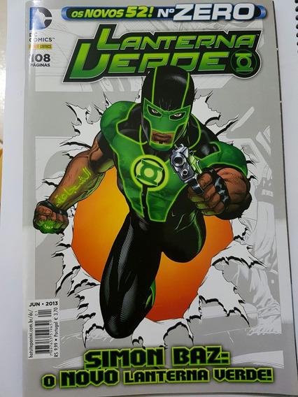 Lanterna Verde N° Zero - Simon Baz: O Novo Lanterna Verde
