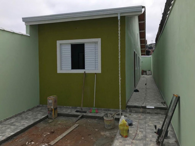 Casa Para Venda, 2 Dormitórios, Jardim Itapuã - Itaquaquecetuba - 2039