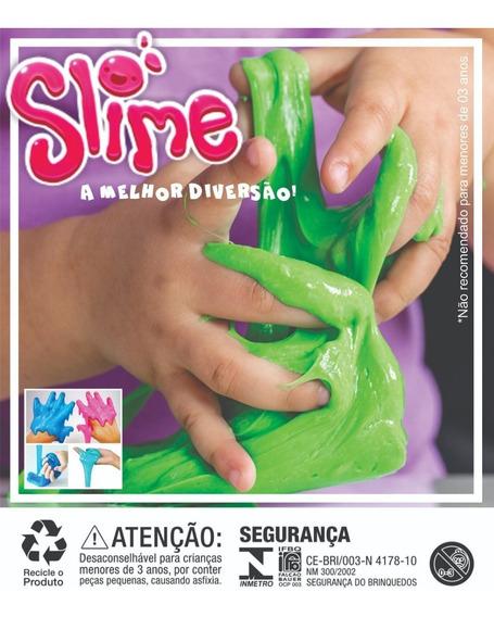 Kit Geleca Slime 50 Un Em Capsulas De 02 Lembrancinha Festa