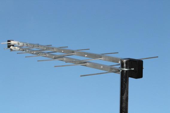 Externa 28 Elementos Antena Digital 18 Dbi Hdtv Super Log