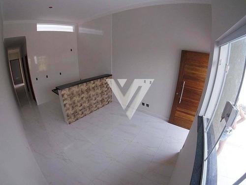 Casa Com 2 Dormitórios À Venda - Jardim Santa Marta - Sorocaba/sp - Ca1600