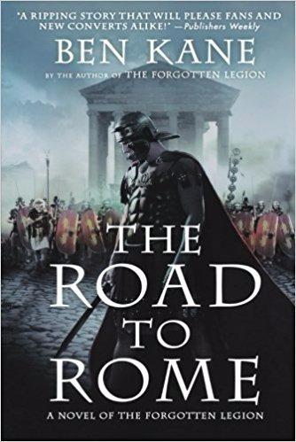 Livro The Road To Rome: A Novel Of The Ben Kane