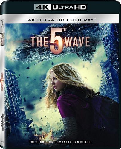 La Quinta Ola 4k + Blu-ray