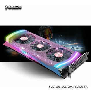 100% Original-yeston Rx5700xt-8gb D6 Ya