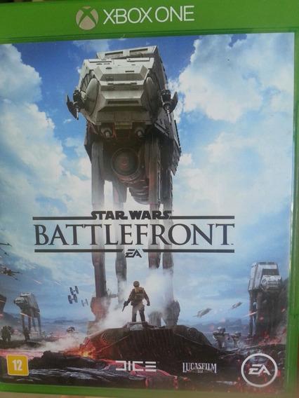 Starwars Battlefront Xbox One Original!!
