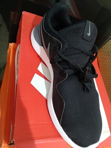 Tenis Nike Tessen. - Negro