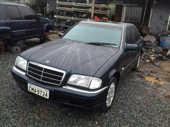 Mercedes-benz Classe C 1998 2.8 Elegance Plus 4p