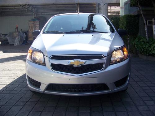 Chevrolet Aveo 1.6 Ls Aa Radio Airbag Mt