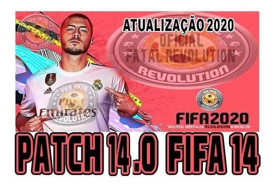 Patch Fifa Fatal Revolution! (versão 14.5 - Ano 2020)