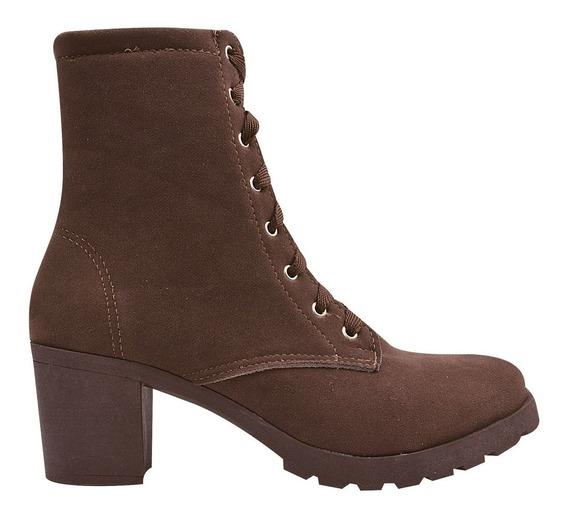 Bota Coturno Sapato Feminino Chiquiteira Chiqui/4048