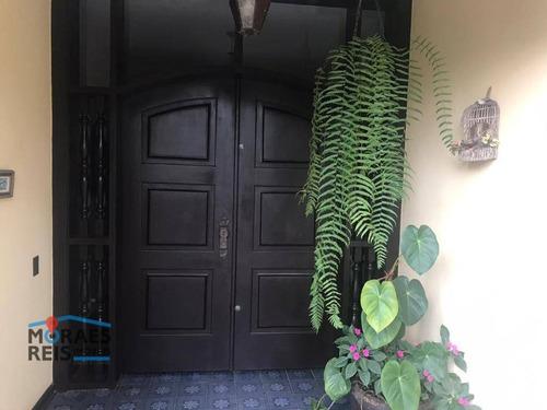 Vendo Casa 5 Quartos -excelente Estado De Conservação  -  Brooklin Velho - Cristóvão Pereira - Ca0919