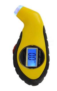 Medidor Digital Amarillo Neumáticos