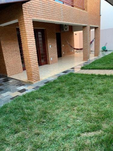 Casa À Venda, 236 M² Por R$ 900.000,00 - Jardim Nossa Senhora Do Carmo - Americana/sp - Ca0812