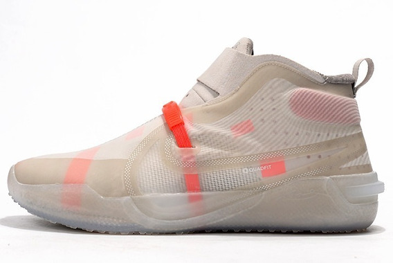 Tênis Nike Kobe Ad Nxt Fastfit Vast Grey - Cinza