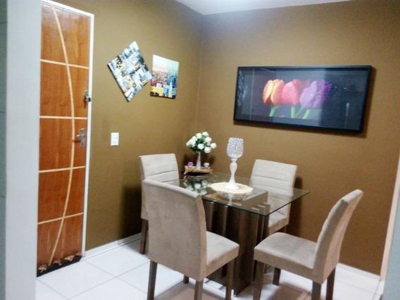 Centro/belford Roxo. Apartamento, 2 Quartos,sala, Cozinha, Banheiro, Garagem E Lazer. - Ap00270 - 33878197