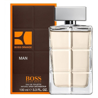 Boss Orange Man 100 Ml Caballero Hugo Boss * Envío Gratis!!