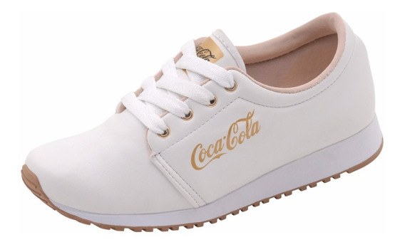 Tenis Coca Cola Feminino Dia A Dia Training Academia Look