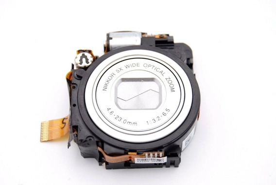 Bloco Ótico Nikon S 2600/4100/3100 Novo Original