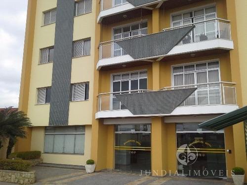 Vendo, Alugo Apartamento No Residencil Iotti, V. Progresso Em Jundiaí,03 Dormitórios, Andar Alto, Sol Da Manhã,  Excelente Localização. - Ap00104 - 3361312