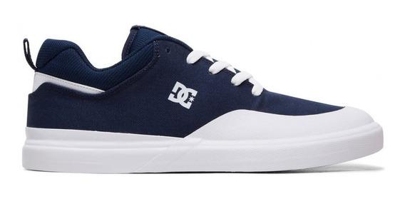 Dc Zapatillas Lifestyle Hombre Infinite Tx Azul - Blanco