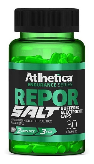 Repor Salt (30caps) Atlhetica Nutrition
