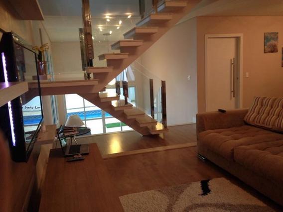 Casa Em Condomínio Para Venda Em Vargem Grande Paulista, 4 Dormitórios, 2 Suítes, 4 Banheiros, 4 Vagas - 8204_2-653871