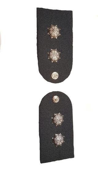 Paleta De Oficial Inspector-p.b.a