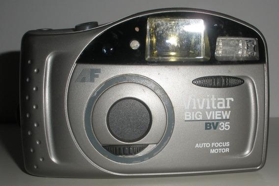 Antiga Maquina Fotográfica Vivitar Bv 35