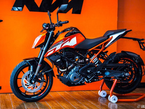 Ktm Duke 250 Gs Motorcycle 2018