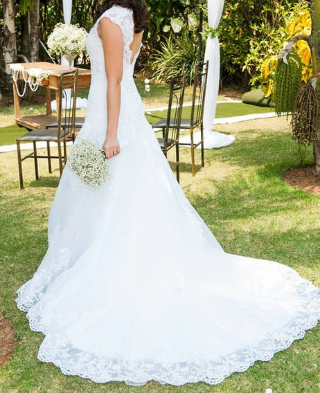 Vestido Noiva Casamento Morilee Tamanho 6