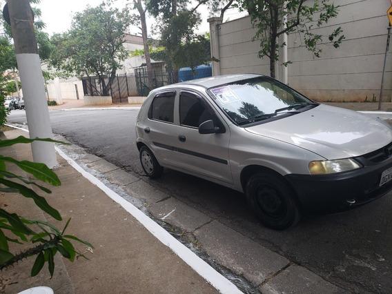 Celta 2004 Faço Sem Entrada 1.0 Aceito Carro Na Troca