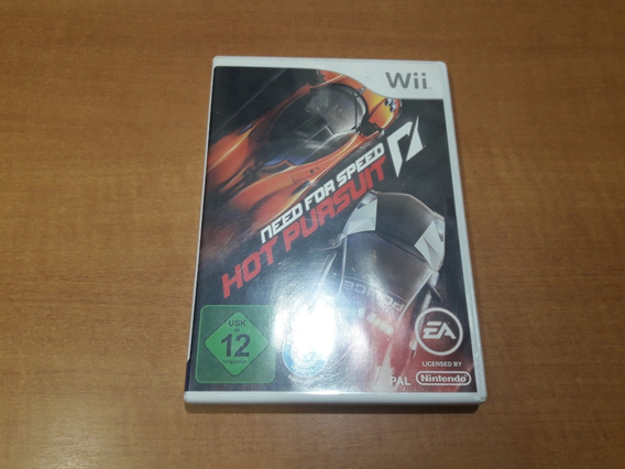 Wii Need For Speed Hot Pursuit Pal