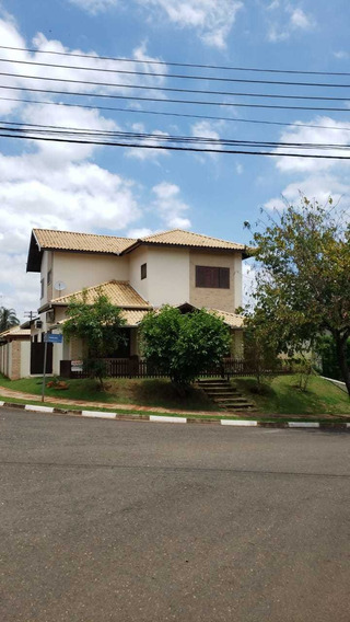 Casa Em Condomínio Em Boituva 5 Dorms Sendo 2 Suítes.