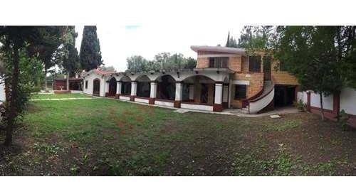 Casa En Venta Como Terreno, En Club Hípico San Miguel, Cerca De Las Alamedas, $14,000,000.00
