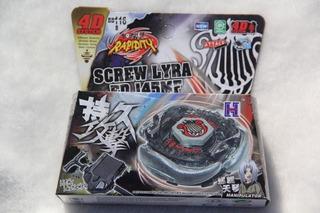 Beyblade Nuevo 4d Rapidity Screw Lyra Ed 145mf
