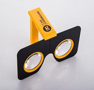 Bolsillo 360 R Visor De Realidad Virtual Para Iphones Compac