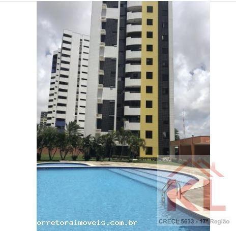 Apartamento Para Venda Em Natal, Candelária, 2 Dormitórios, 1 Suíte, 2 Banheiros, 1 Vaga - Ka0866
