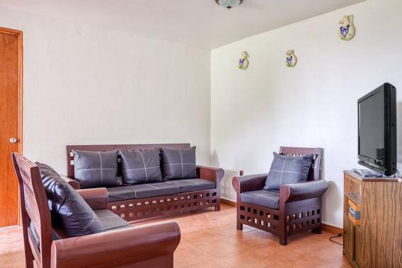 Departamento En Renta Cerrada Cantera , Santa Cruz Xochitepec
