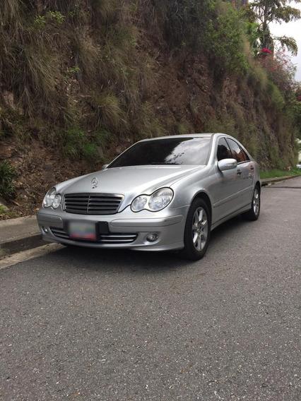 Mercedes Benz C200 Kompressor Año 2006