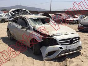 Mercedes Benz A180 2013 Para Desarmar Por Partes Chocado