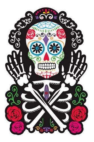 Imagen 1 de 1 de Cartel Día De Los Muertos