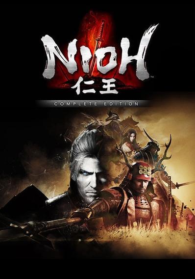 Jogo Nioh: Complete Edition (pc) Completo